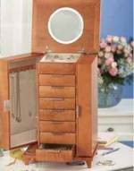 Gifts for Mother in Law - Milano Jewelry Armoire
