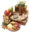Sincerely Savory Fruit and Gourmet Gift Towers