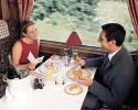 Fine Dining for Two on the Northern Belle
