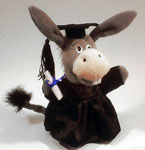 Graduation Donkey - Funny Gift For a Grad
